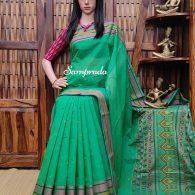 Aayati - Kanchi Cotton Saree
