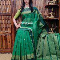 abhijita - Kanchi Cotton Saree
