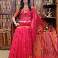 Abhirami - Kanchi Cotton Saree
