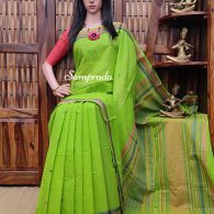 Abhiroopa - Kanchi Cotton Saree