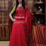 Adhyaya - Kanchi Cotton Saree