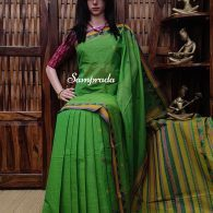 Adiputeri - Kanchi Cotton Saree
