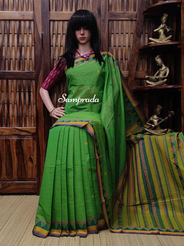 Adiputeri - Kanchi Cotton Saree