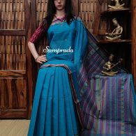 Aditri - Kanchi Cotton Saree