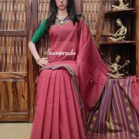 Adrishya - Kanchi Cotton Saree