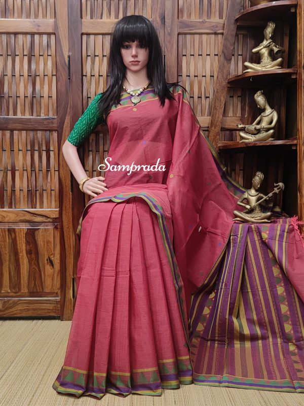 Adrishya - Kanchi Cotton Saree