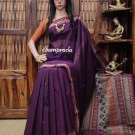 Adritanaya - Kanchi Cotton Saree
