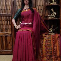 Adwitiya - Kanchi Cotton Saree