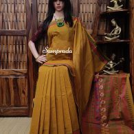 Agrata - Kanchi Cotton Saree