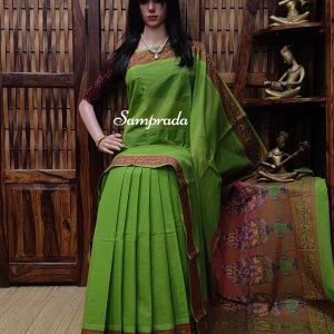 Agrima - Kanchi Cotton Saree