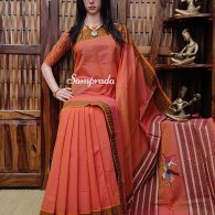 Ajatha - Kanchi Cotton Saree
