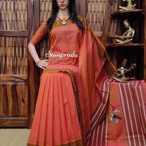 Ajatha - Kanchi Cotton Saree