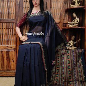 Akshadha - Kanchi Cotton Saree