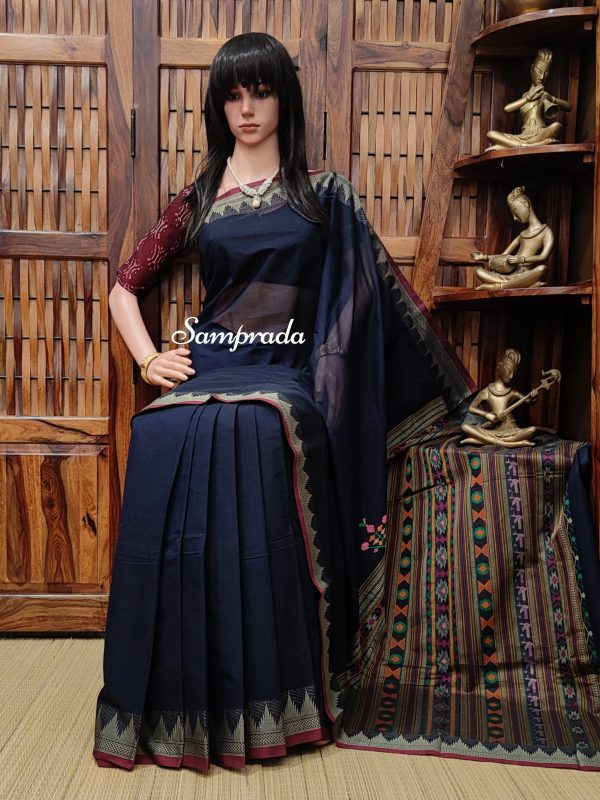 Akshadha - Kanchi Cotton Saree