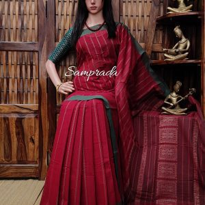 Alipriya - Kanchi Cotton Saree
