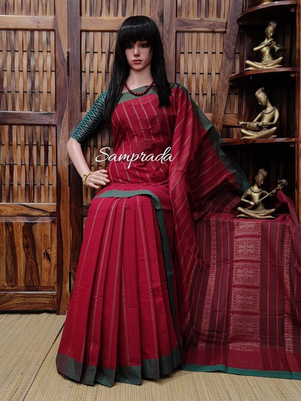 Alipriya - Kanchi Cotton Saree
