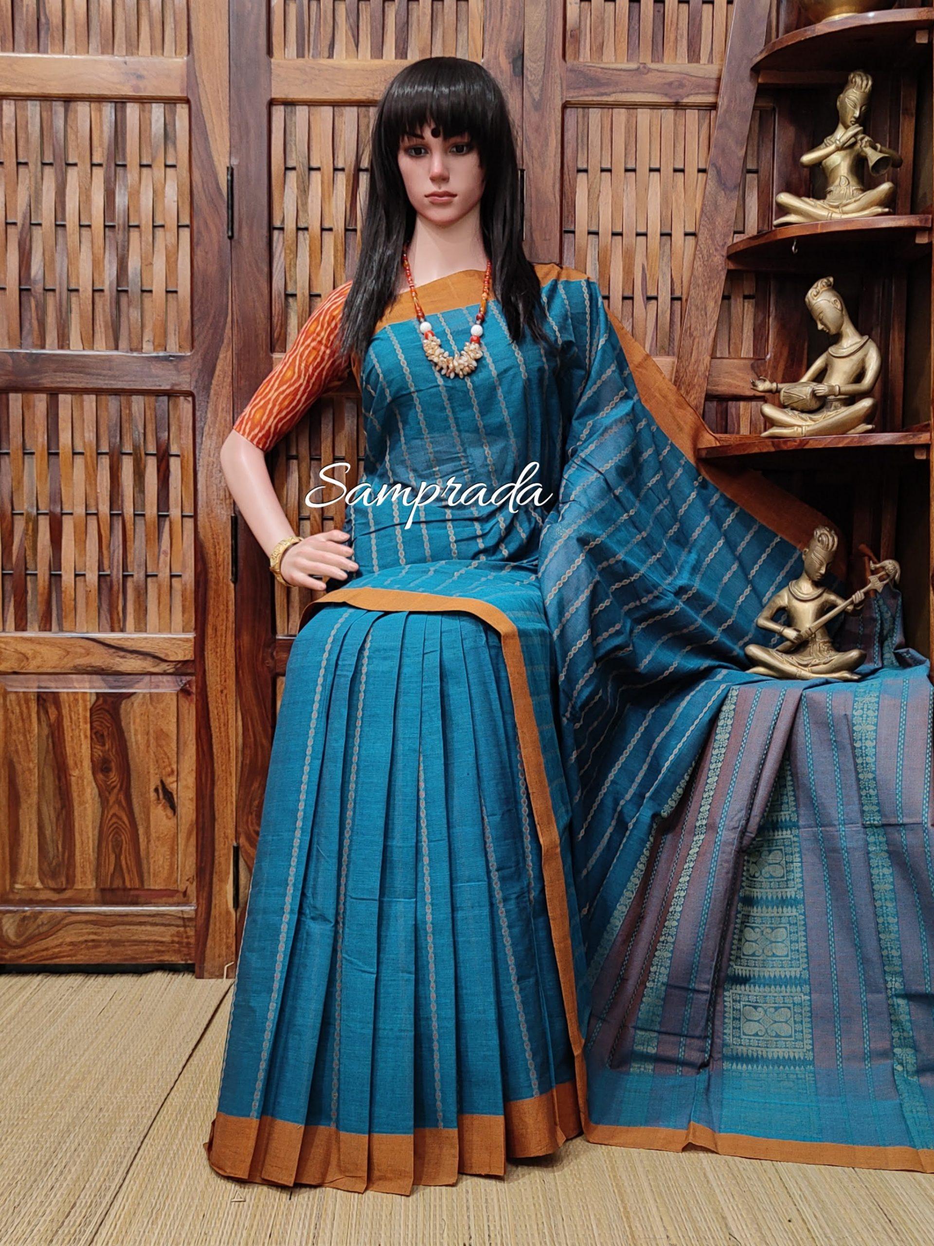 Alpitha - Kanchi Cotton Saree