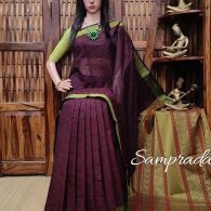 Ambily - Kanchi Cotton Saree