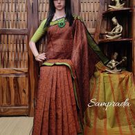 Ambuda - Kanchi Cotton Saree