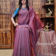 Ambudhara - Kanchi Cotton Saree