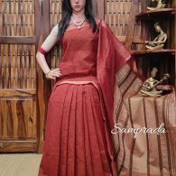 Amogha - Kanchi Cotton Saree