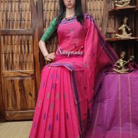 Amoolya - Kanchi Cotton Saree