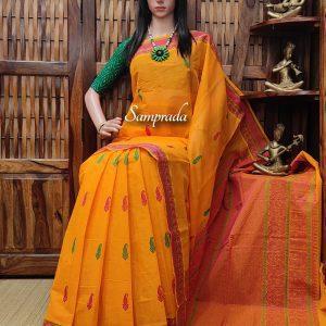 Amrithavahini - Kanchi Cotton Saree