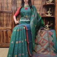 Ananditha - Kanchi Cotton Saree