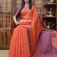 Anarghya - Kanchi Cotton Saree