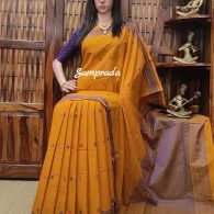 Anchita - Kanchi Cotton Saree