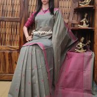 Anindini - Kanchi Cotton Saree
