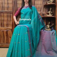 Anjalika - Kanchi Cotton Saree