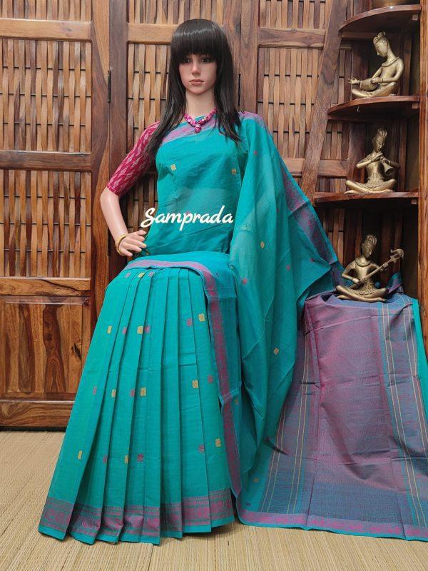 Anjalika - Kanchi Cotton Saree