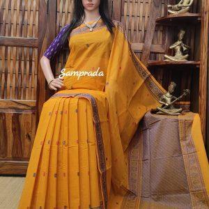 Ankura - Kanchi Cotton Saree