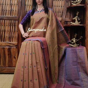 Ankushi - Kanchi Cotton Saree