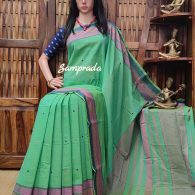 Anoushka - Kanchi Cotton Saree