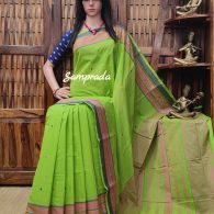 Anshula - Kanchi Cotton Saree