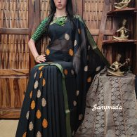 Anshumati - Kanchi Cotton Saree