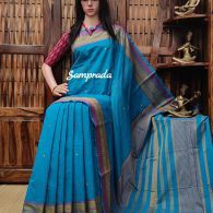 Ansitha - Kanchi Cotton Saree
