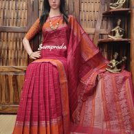 Anubha - Kanchi Cotton Saree
