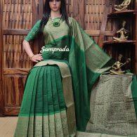 Anubhutha - Kanchi Cotton Saree