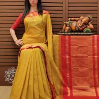 Kaamma - Kuppadam Cotton Saree