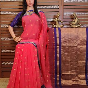 Kabani - Kuppadam Cotton Saree