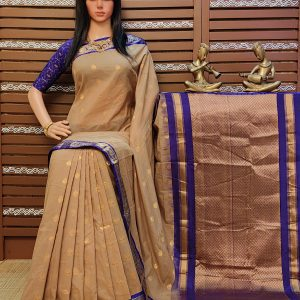 Kalapi - Kuppadam Cotton Saree