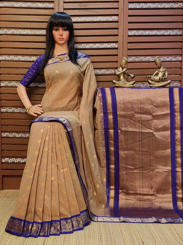 Kalapi - Kuppadam Cotton Saree