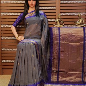 Kalindi - Kuppadam Cotton Saree