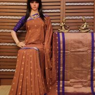 Kallola - Kuppadam Cotton Saree