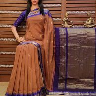 Kalpitha - Kuppadam Cotton Saree