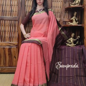 kamalaa - Kuppadam Cotton Saree