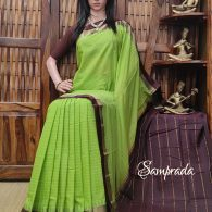 Kamalika - Kuppadam Cotton Saree